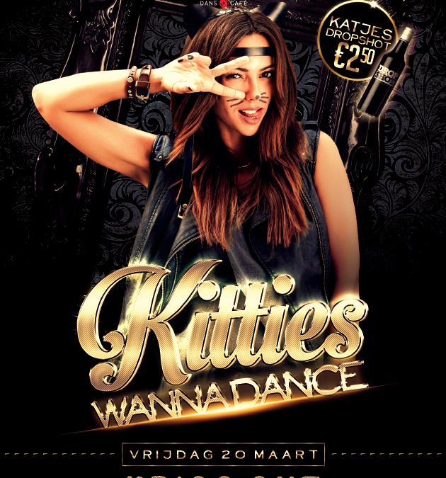 Kitties wanna dance